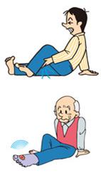 下肢の重症虚血肢